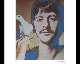 Ringo Starr Vintage Print by Fairchild Paris