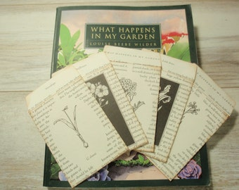 Envelopes Handmade IN MY GARDEN Set 1
