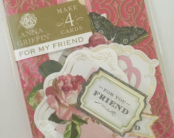 Anna Griffin For My Friend Card Kit