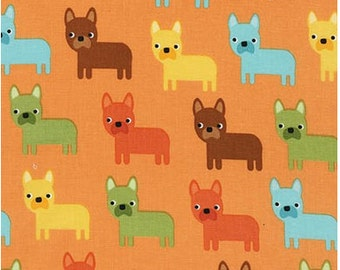 Bermuda Puppies from Robert Kaufman's Urban Zoologie Collection by Ann Kelle