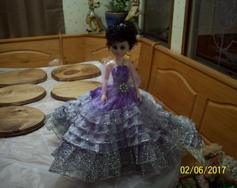 Shyla's Beauties , doll without lamp kit