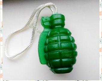 AQUA DI GIO Type 6.5oz Grenade Soap on a Rope