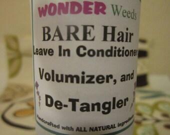 8oz Leave In Conditioner, De-Tangler, Volumizer, Hair Conditioner