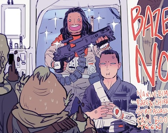 "Spiritassassin Book 4 ""BAZE, No!"" (Book 4)"