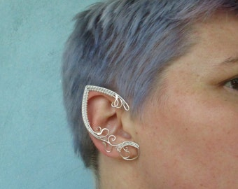 Pair of elf ear cuffs  The Arctic