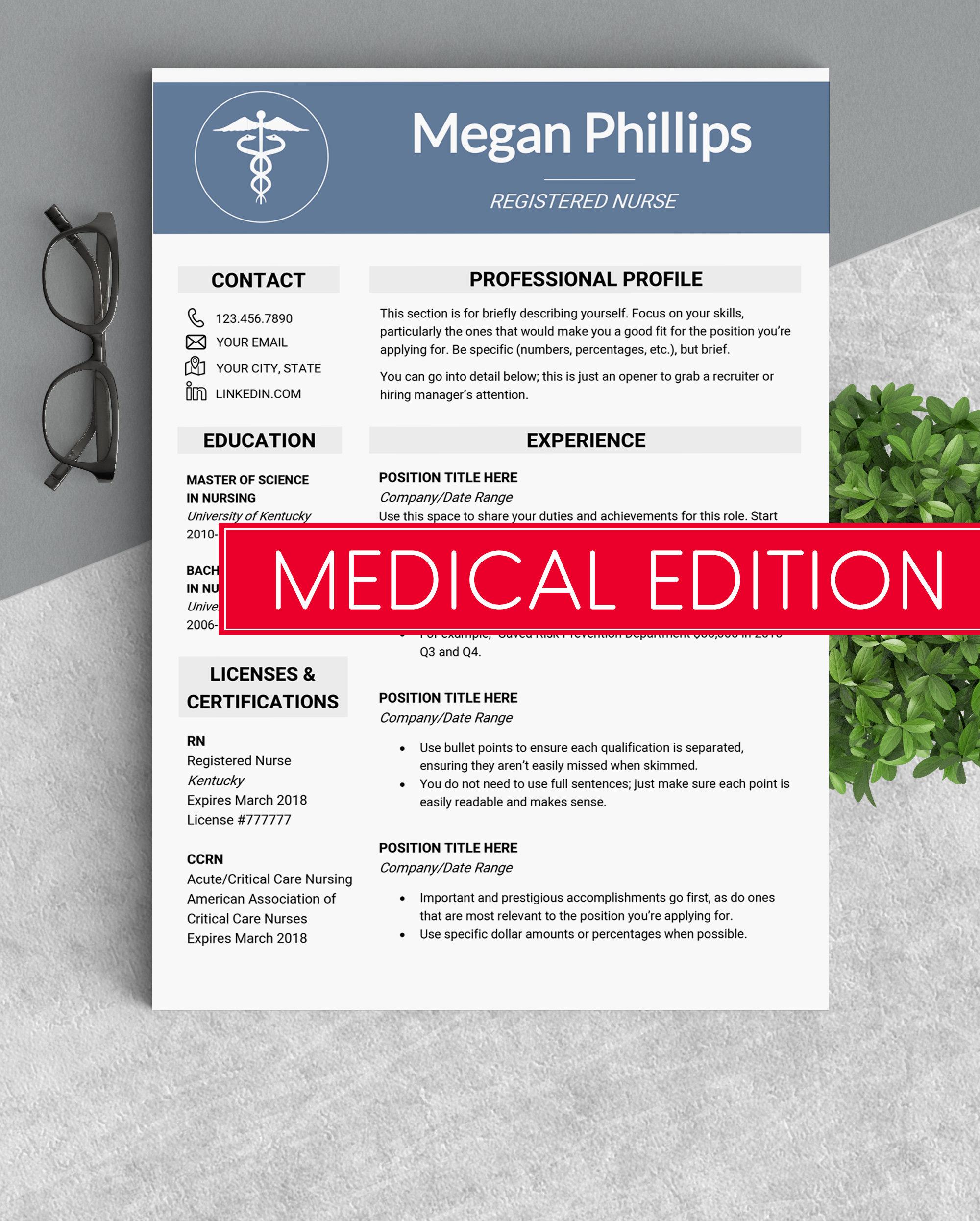 Medizinische cv Arzt Lebenslauf Vorlage medizinischen