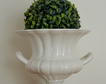 Vase, planter, Medici, earthenware