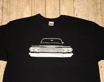 63 impala tshirt
