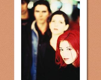 LUSH - Band portrait, London 1993 - Shoegaze, Indie - Giclée/Photo print