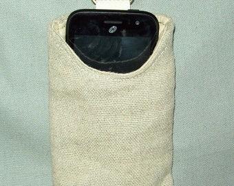 Cell phone sleeve