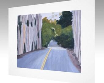 Art Print - Park Lane Road