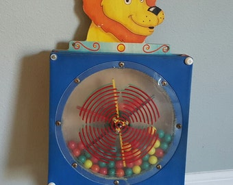 Anatex Enterprises Vintage wall toy entertainer, 1970s-1980s, vintage toy