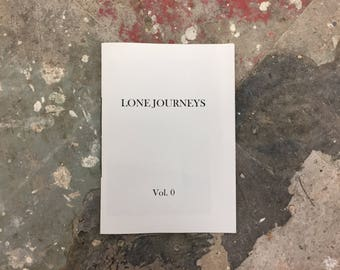 Lone Journeys, Vol. 0