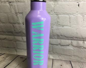 Warrior Princess Water Bottle