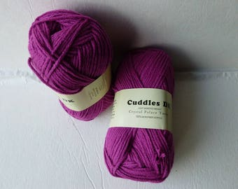 Sale Magenta 130 Cuddles DK by Crystal Palace Yarns