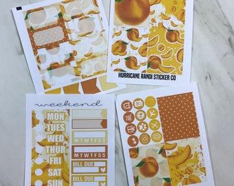 Sweet Peach mini kit - EC VERTICAL