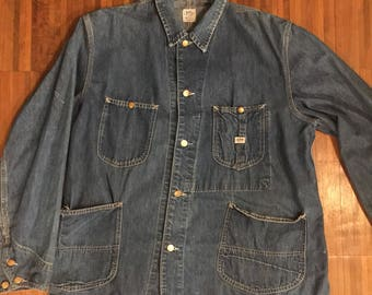 Lee 91-j denim loco jacket