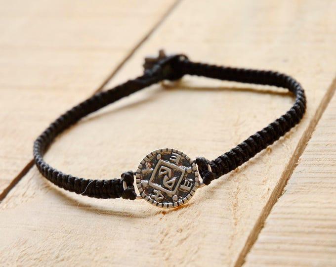 Positive Changes Amulet Hand Woven Bracelet