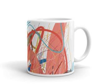 SGRIB Print Ceramic Mug 11oz or 15oz - design number twenty-three