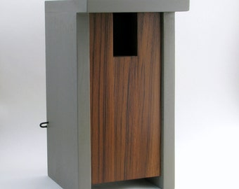 Birdhouse Modern Minimalist- The Bird Box