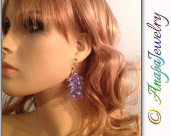 """Earrings """"Leaf"""""""