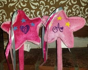 Unicorn princess wand, princess party, princess wand, unicorn party favor, unicorn party, birthday wand, princess party favor, photo prop