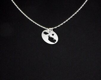Malta Necklace - Malta Jewelry - Malta Gift