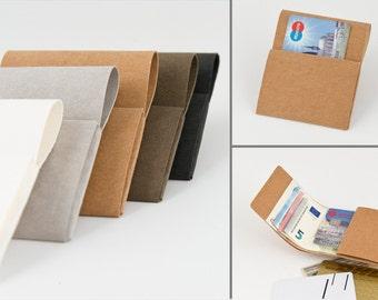 Purse - vegan leather - wallet