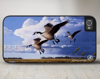 "Geese iPhone   Case, Geese iPhone Case, Geese iPhone Case Protective Geese Phone Case ""Geese""  50-8313"