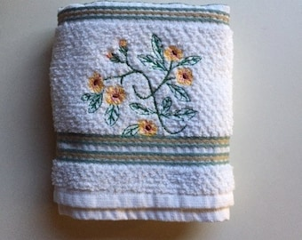 Teatowels - Custom Embroidery