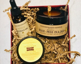 Pampering Hands and Feet Gift Set Free Shipping!