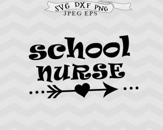 school Nurse svg Nurse life SVG stethoscope svg hospital