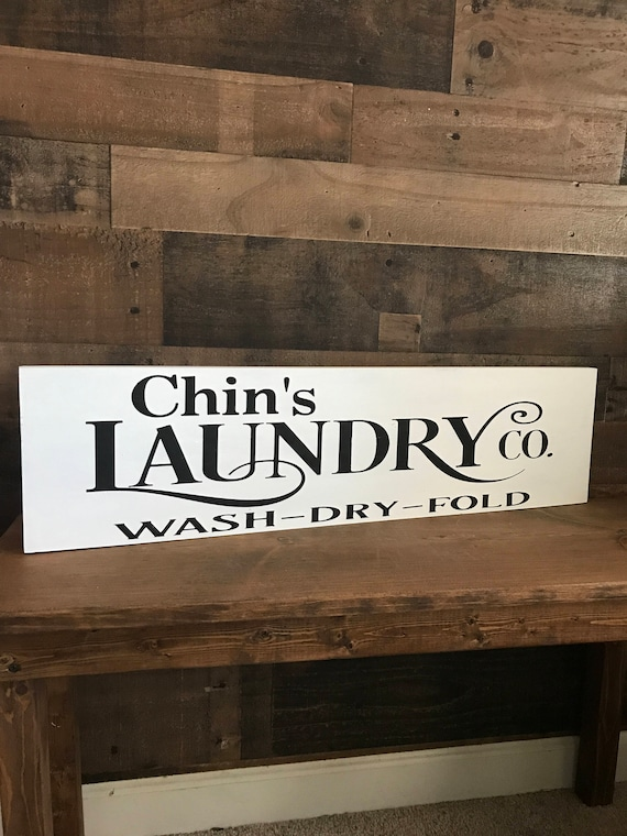 Rustic Wall Decor, Laundry Wall Decor, Rustic Laundry Room Sign, Rustic Wood Sign, Fixer Upper Wall Decor, Laundry Room Decor, Wall Hanging