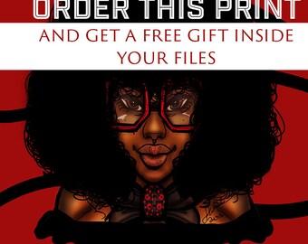 Ze rood, Instant Download