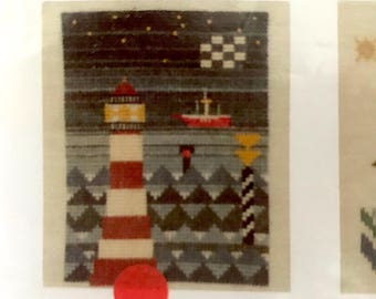 Lighthouse in Counted Cross Stitch Kit