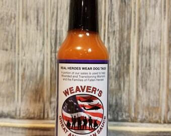 Great American Sauce - Authentic Medium Buffalo
