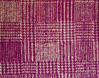 And Haute Couture - 120cm x 150cm piece lurex Tweed
