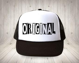Original kids trucker hat youth trucker hat
