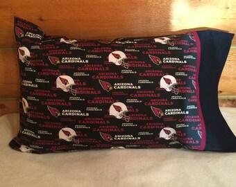 Arizona Cardinals Pillow Case
