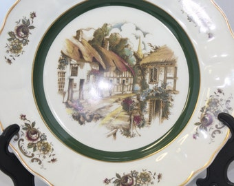 Vintage collectable Grindley of Stoke English Rural Scenes Princess House