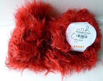 Sale  Ruby Red 12 Apart Color by GGH Garn GroBhandel Hamburg