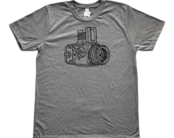 "Camera Series ""Hasselblad"" Graphic T-Shirt"