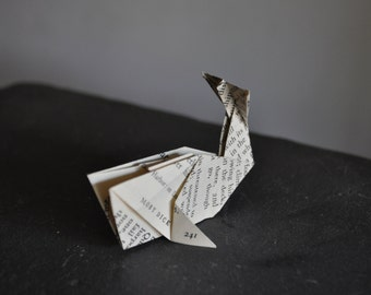 Moby Dick Origami Whale