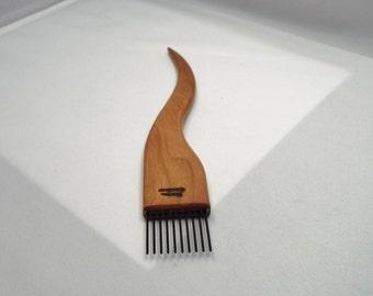 weaving beater - Cherry-coarse
