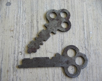 Very Antique Security  Keys