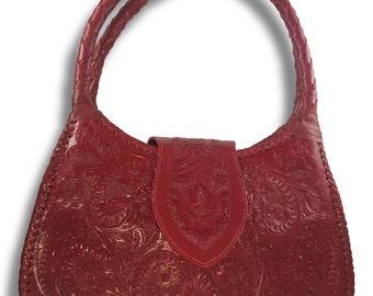 Oaxaca Leather Handbag