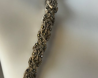Filigree 925 Chain Sparkle Bracelet