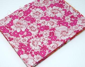 Floral Vintage Sheet Retro Fabric FQ Fat Quarter