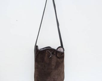 Bag bucket bag shape
