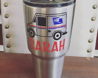 Mail Carrier Appreciation Tumblers - USPS Tumblers